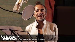 Rubén Albarrán - Doblaje Latino de Moana: Un Mar de Aventuras con Rubén Albarrán