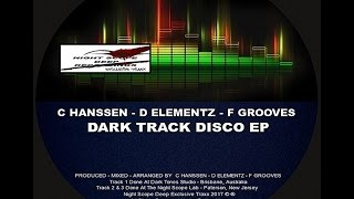 Carl Hanssen, Deep Elementz, Phuture Grooves - Dark Track Disco EP snippet