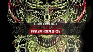 Machete Mixtape II - Diventa Quello Che Sei - Mezzosangue (Prod. by Squarta)