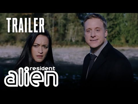 Resident Alien | Official Trailer 1 | Series Premiere Wednesday, January 27 At 10/9c | SYFY