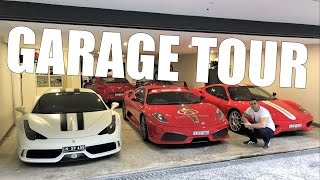 Download Video The Ultimate Supercar Garage Part