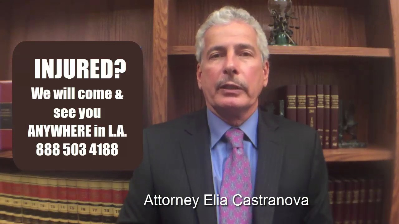 Motor Vehicle Injury Lawyer Wilmington NY