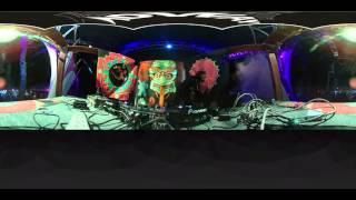 Panayota Live 360º Video @ Metagenesis XI