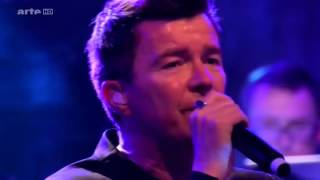 Rick Astley - Coming Home Tonight (Live)