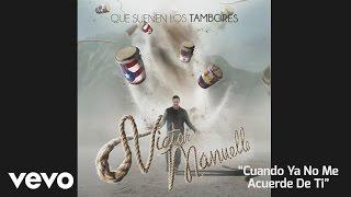 Víctor Manuelle - Cuando Ya No Me Acuerde de Ti  (Audio)