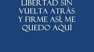Libre Soy Karaoke Oficial Sin voz Y con Coros frozen Martina Stoessel
