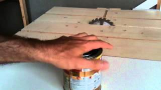 Como preparar tinta para pintura ,solvente madeira metal ,diluir