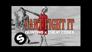 Quintino x Cheat Codes - Can't Fight It (Official Music Video)