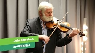 John Sheahan's Marino Waltz | Online Exclusive studio performance on The Imelda May Show