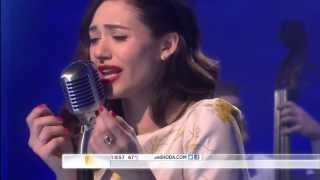 EMMY ROSSUM  SINGS A FOOLISH SONG
