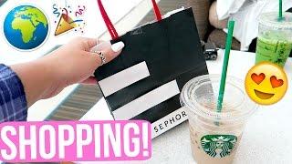 SHOPPING IN BANGKOK!!!