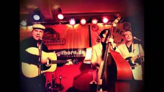 Ike & The Capers live @ The Train Kept-A-Rollin' #2, Germany, 06-21-13