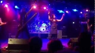 Tristania - The Shining Path (Live in Backstage/Munich 12/10/2011)