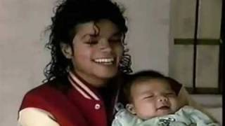 Michael Jackson - With A Child's Heart (Tribute) HQ