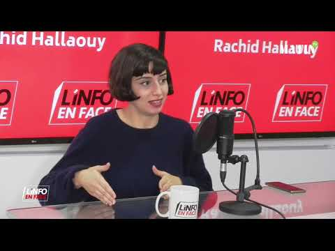 Video : L'Info en Face avec Zainab Fasiki