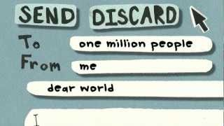 what would you say to 1 million people?