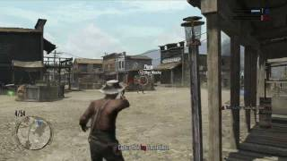 Red Dead Redemption: When A Man Comes Around