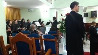 Orquestra Brilho Celeste da Ass. de Deus Juiz de Fora !!