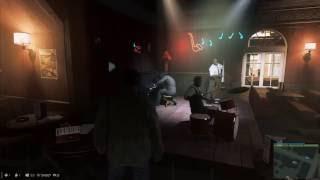 Mafia III-  Band Missing Sax Player