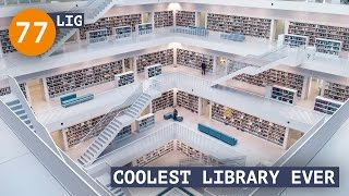 Life in Germany - Ep. 77: Coolest Library Ever?
