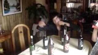 Mozo, Una Cerveza
