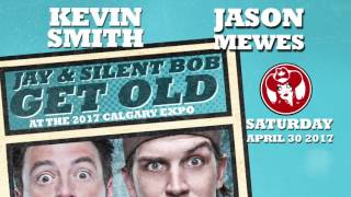 Jay and Silent Bob Get Old - LIVE in Calgary!