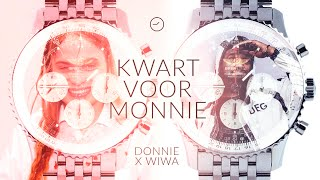 Donnie - Kwart Voor Monnie (feat Willie Wartaal) - Lyric Video