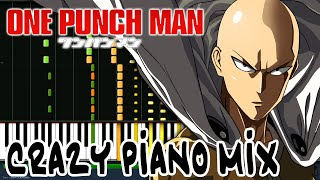 Crazy Piano! ONE PUNCH MAN OP [The Hero]
