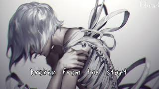 Nightcore → Valley of the Dolls (Lyrics)
