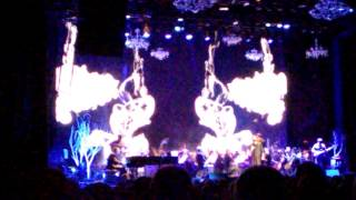 Josh Groban sings Run by Snow Patrol live at Chateau St. Michelle in Woodinville WA