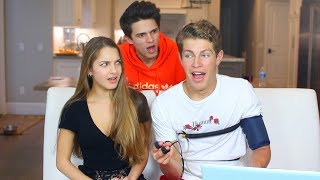LIE DETECTOR TEST W/ MY SISTER AND HER