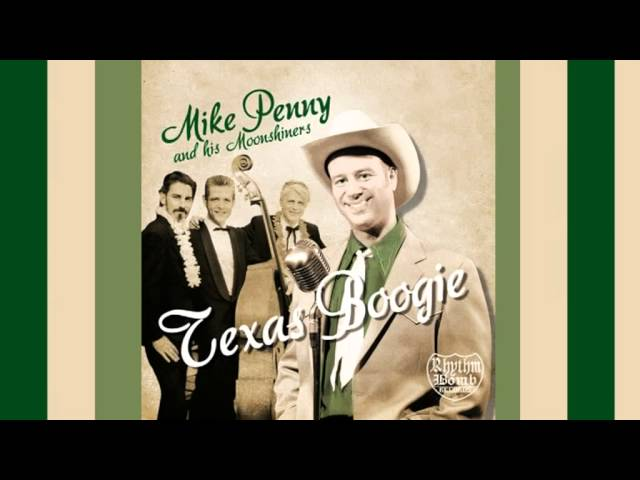 Audio de la canción Jumping From Six to Six de Mike Penny and The Moonshiners