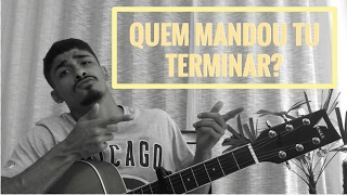 MC Kekel - Quem Mandou Tu Terminar? | RESPOSTA (Cover - Pedro Mendes)