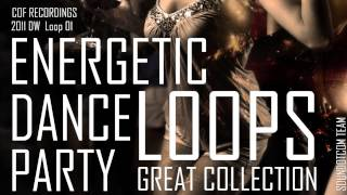 Royalty Free LOOPS DOWNLOAD - Energetic Electronic Trance House Dance | 2011 DW Loop 01