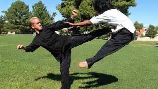 Real Kung Fu Fighting, part 1 width=