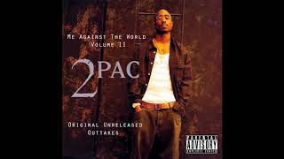 2pac-So Many Tears [Stretch's Unreleased Verse On The Official Album Beat]