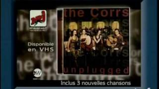 The Corrs - Unplugged - TV commercial 2