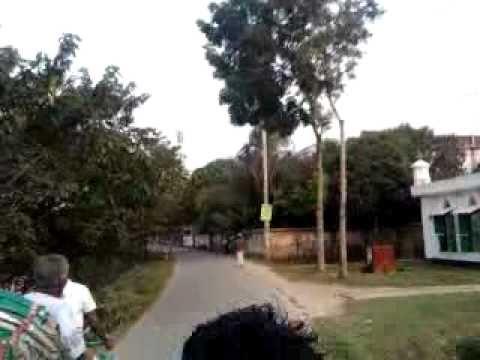 Rickshaw ride – Sonarga, Narayangong, Dhaka