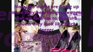 Ke$ha - Tick Tock [with lyrics]