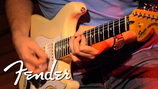 Squier Vintage Modified Strat Demo | Fender