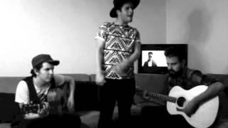 Te Vi Venir (Sin Bandera) - Dían Gil LIVE Living Room Sessions