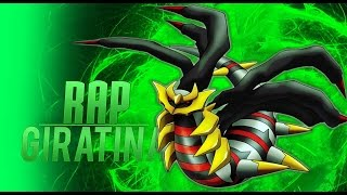 Rap do Giratina (Pokemon) | Striker