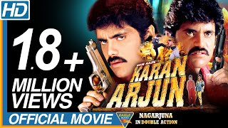 Hum Hai Karan Arjun Hindi Dubbe Full Movie    Nagarjuna, Ramya Krishna, Soundarya, Rambha width=