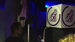 Finnebassen @ Icon Club Bucharest! 08 December 2012