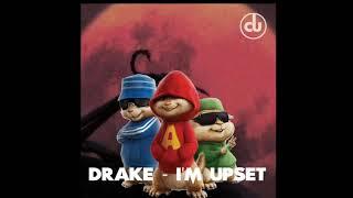 DRAKE - I'M UPSET (Chipmunk Cover)