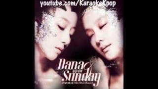 [REQ] Dana & Sunday - One More Chance (나 좀 봐줘) [MR] (Instrumental) + DL Link
