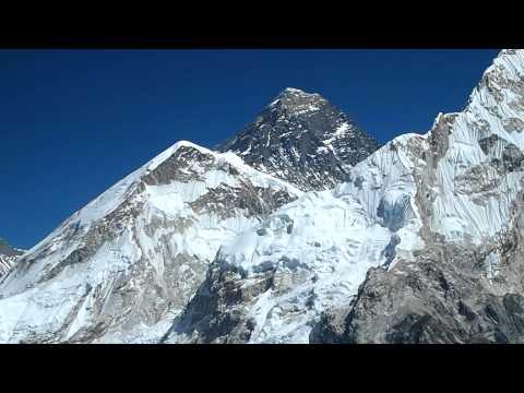 Everest from Kala Pattar – Nepal