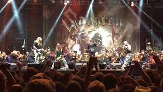Sabaton With Orchestra - The Last Stand (Live at MIOR 2017)