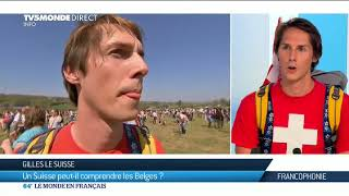 Un Suisse peut-il comprendre les Belges ?