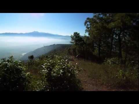 Mountain bike Nepal.